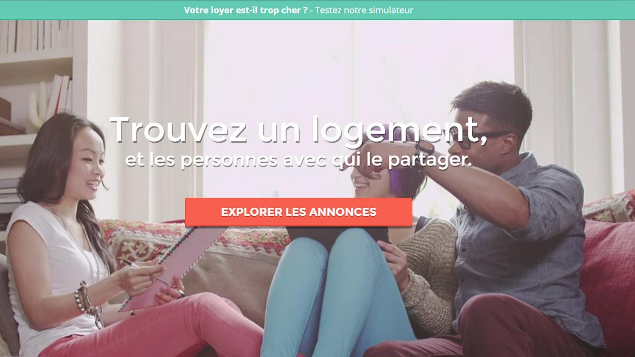 Weroom : la start-up française qui vous promet de trouver la meilleure colocation