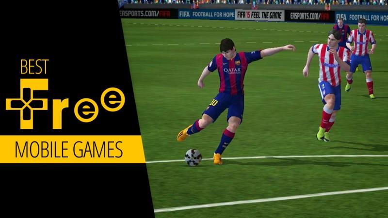 Les meilleurs jeux gratuits sur Android et iPhone: 6 jeux de sport (foot, basket, golf, tennis…)