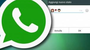 Comment changer son statut sur WhatsApp