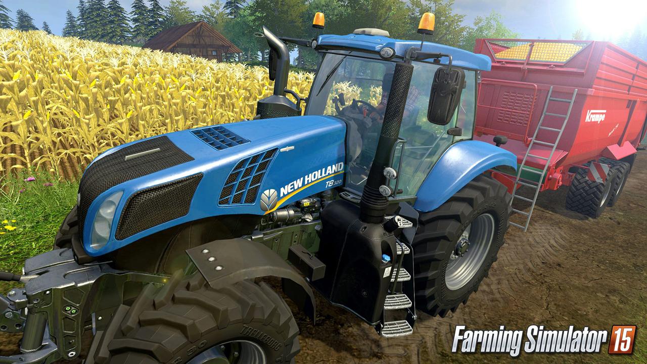 farming simulator 15 5 mods pour personnaliser et. Black Bedroom Furniture Sets. Home Design Ideas
