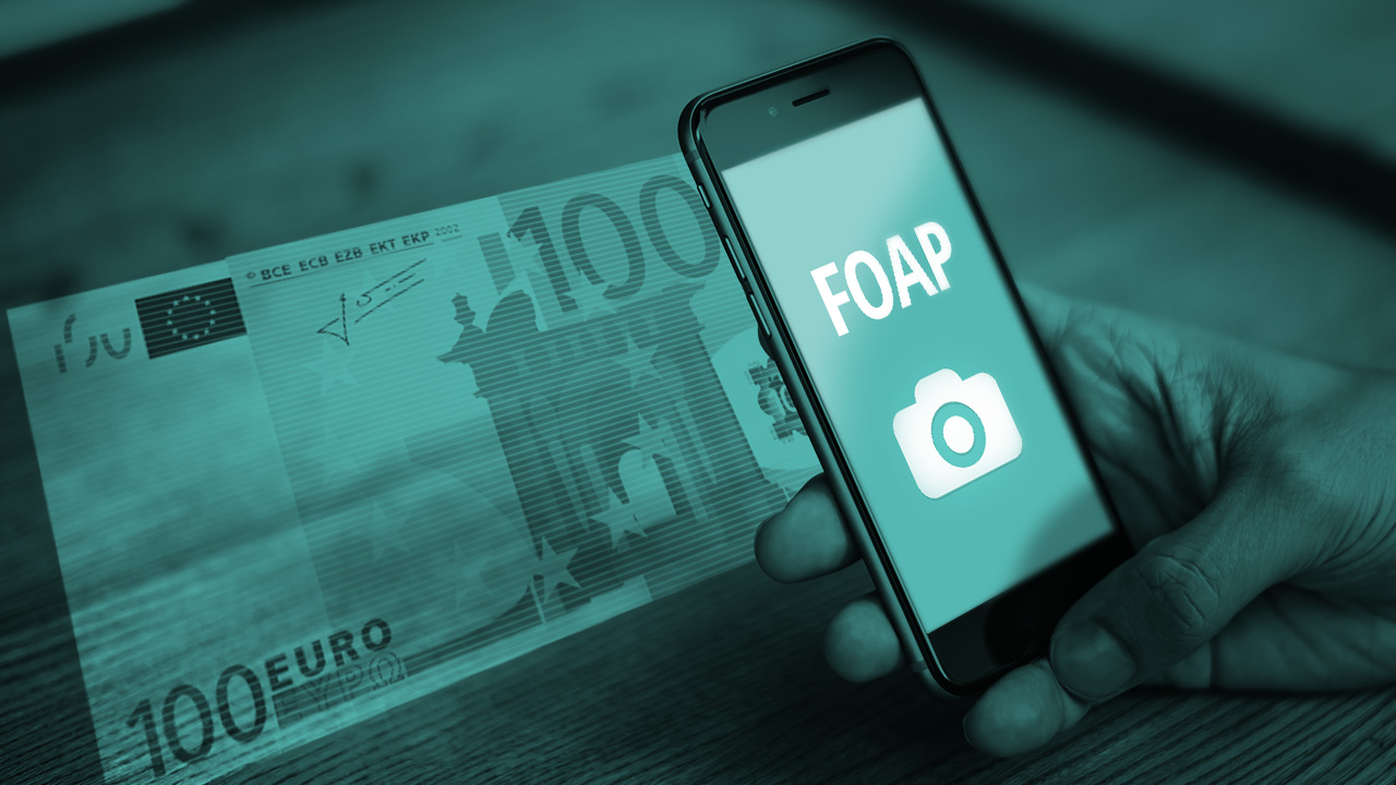 Gagner de l'argent avec des applis? J'ai testé FOAP, la foire aux photos