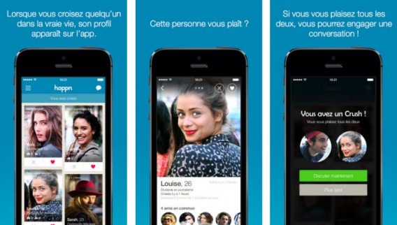 Application rencontre gratuite iphone