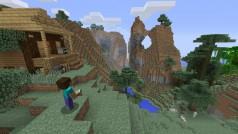Minecraft aura bientôt sa ville dans les nuages