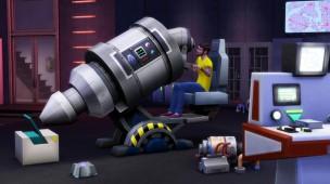 Les Sims 4: les joueurs auront droit aussi à leur cadeau de Noël
