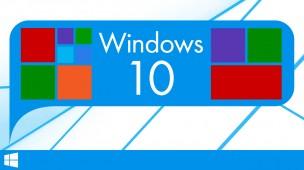 Windows 10 : la nouvelle build déjà disponible
