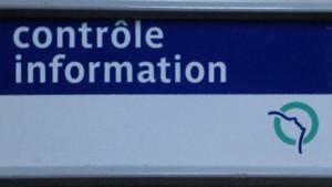 Est-ce bien légal d'éviter les contrôles dans les trains et métro grâce à Facebook ?
