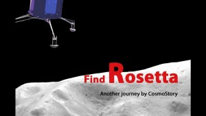 Philae s'est aussi posé sur la comète Tchouri de Minecraft !