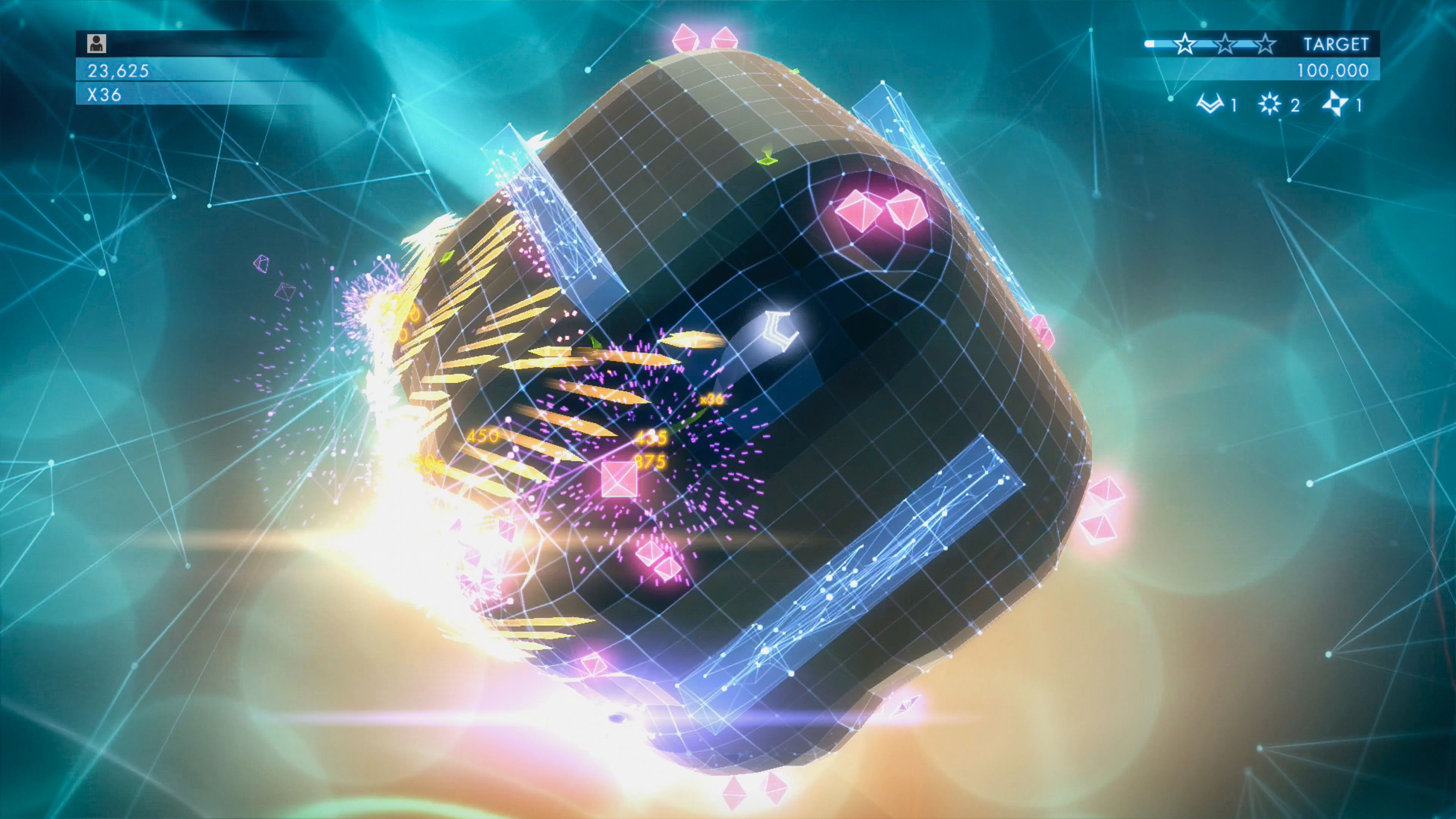 Geometry Wars 3: Dimensions maintenant disponible au téléchargement sur PC