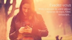 App du jour : Wiidii, la réponse française à l'assistant personnel Siri