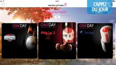 Appli du jour : Vente-privee.com, la chasse aux plans cadeaux pour Noël [Android, iPhone, iPad]