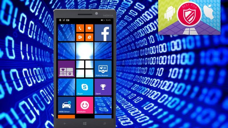 Sécurité smarphone: 8 applis pour sécuriser son Windows Phone 8.1