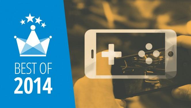 Best-of jeux 2014: les 5 meilleurs jeux mobiles de l'année [Android, iPhone]