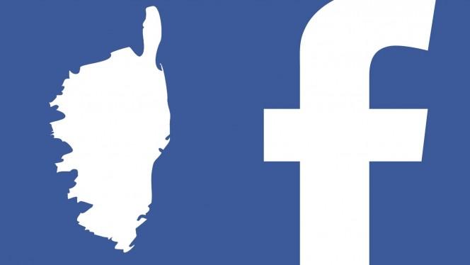 Facebook langue Corse