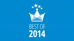 Les meilleures applis de 2014: voici comment nous les avons sélectionnées