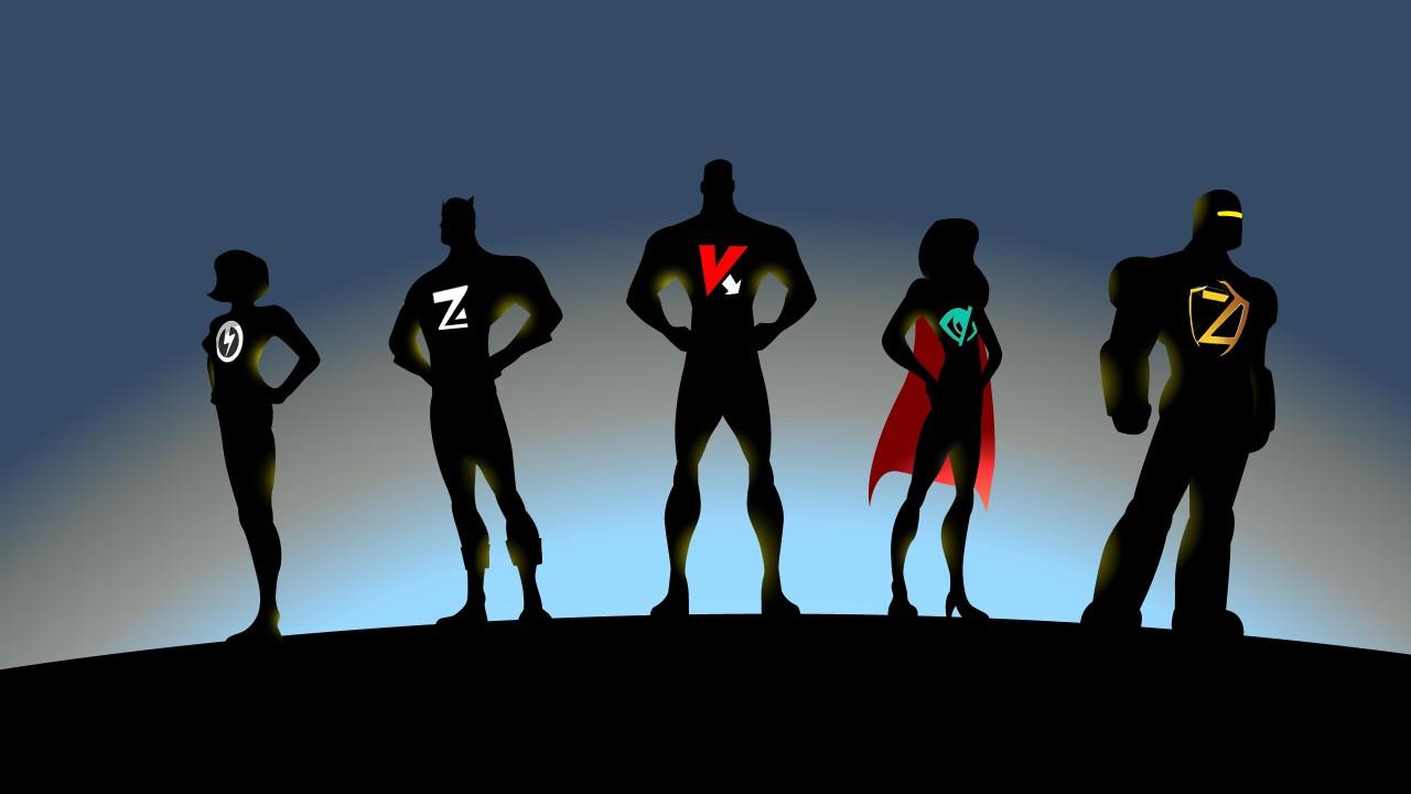 Neutralisez les virus-espions du PC avec cette équipe de super-héros