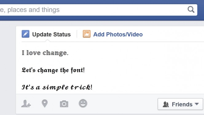 facebook-font