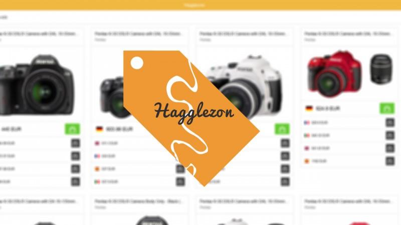 Hagglezon : le comparateur de prix pour acheter malin sur Amazon