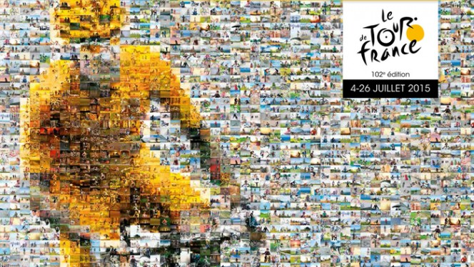 Tour de France 2015, l'appli officielle de la grande boucle
