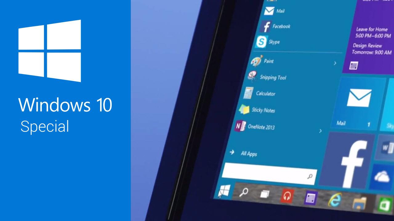 5 utilitaires cachés de Windows 10 à découvrir tout de suite