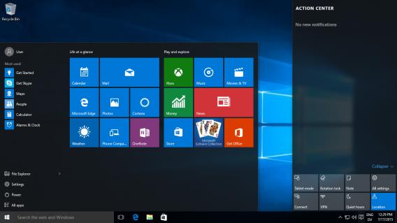 Raccourcis Windows 10 pour gagner du temps