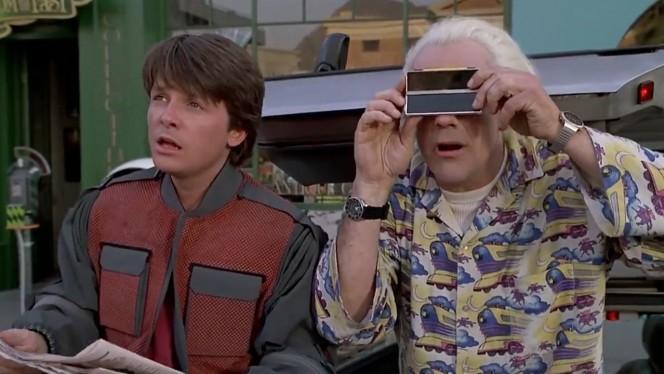 Retour vers le Futur 2: les 7 prédictions qui se sont vraiment réalisées