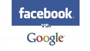 Google ou Facebook? Le bras de fer continue entre les deux géants du web