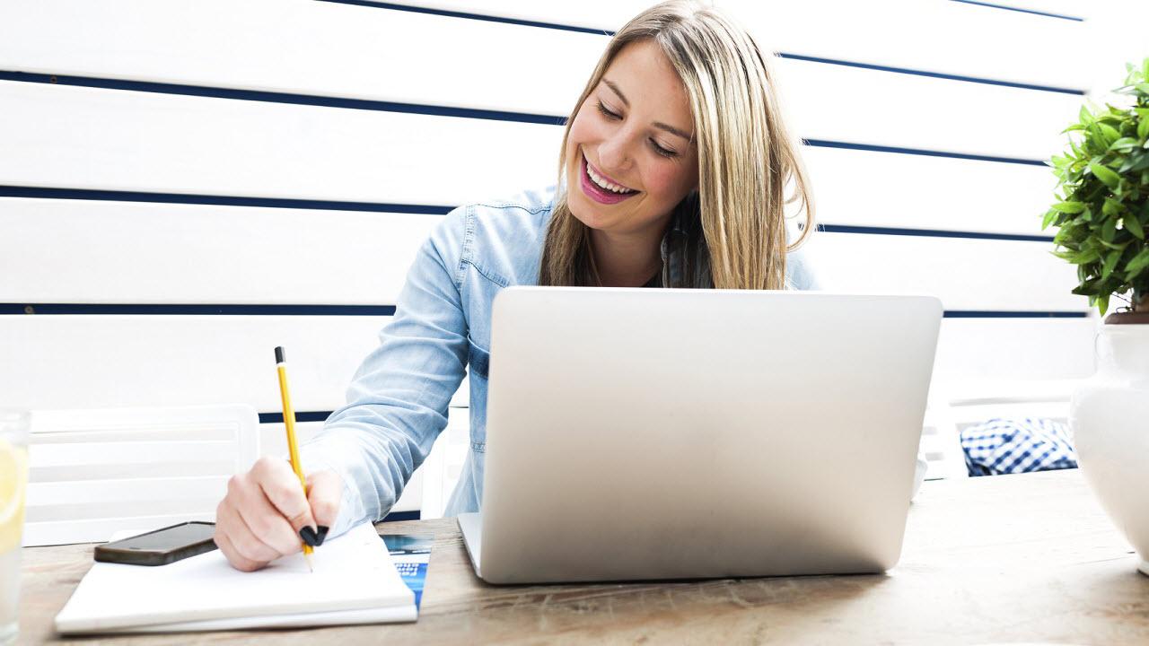 Formulaires en ligne: comment écrire du texte sur un document PDF