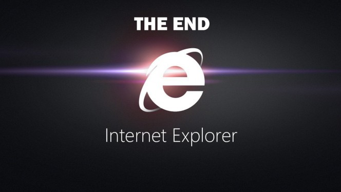 THE-END-INTERNET-EXPLORER