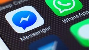 Facebook Messenger change de look et se met au goût du Material Design