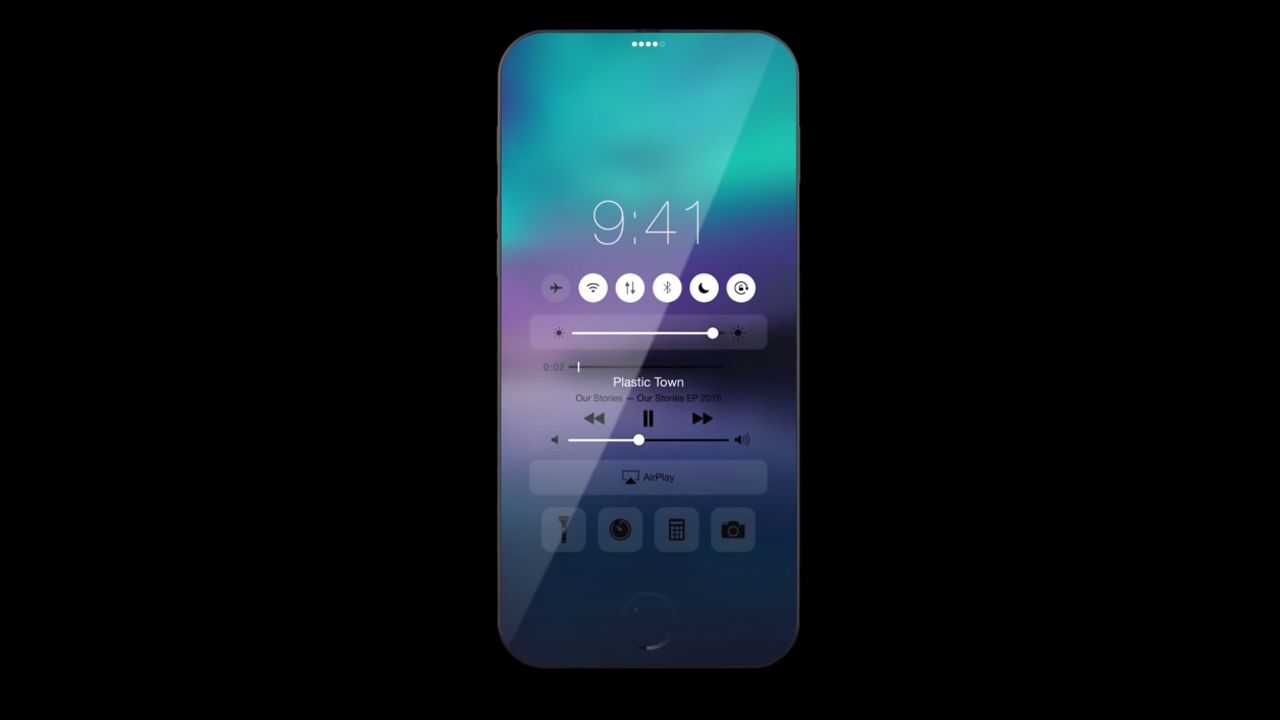 iPhone 7 + iOS 10: voici peut-être le prochain iPhone… sans bouton Home!