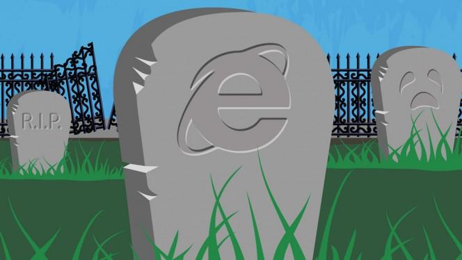 Microsoft tourne le dos à Internet Explorer et met fin au support technique d'IE 8, 9 et 10
