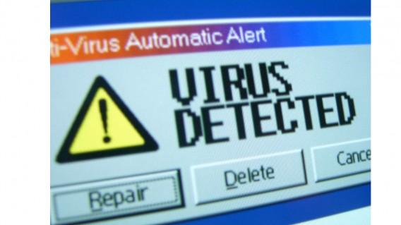 virusdetected