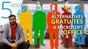 Les 5 meilleures alternatives gratuites à Microsoft Office