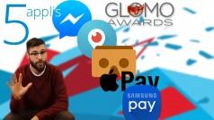 Les 5 meilleures applis du Mobile World Congress: GLOMO Awards 2016