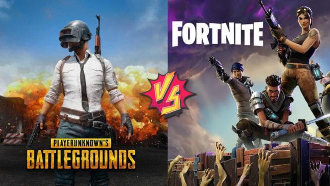 PlayerUnknown's Battlegrounds vs Fortnite : il ne peut en rester qu'un !