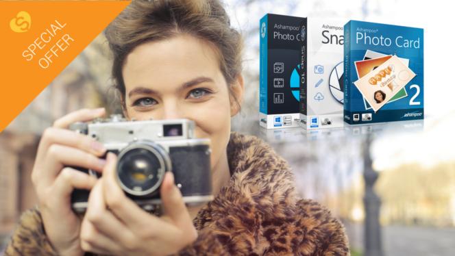 Ces 3 logiciels photo vous permettront de créer des images exceptionnelles