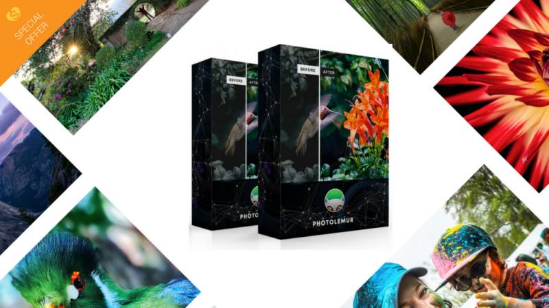 Sublimez vos photos sans efforts avec PhotoLemur v2.2 Spectre