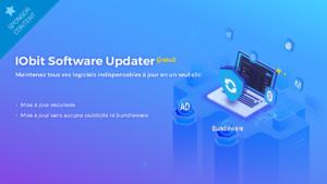 IObit Software Updater: Actualiser tous ses logiciels en un seul clic