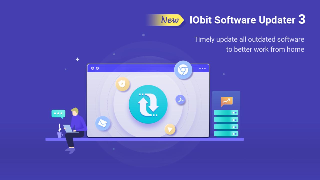 IObit Software Updater : une troisième version encore plus solide